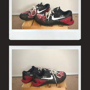 Customized Nike Metcon 3